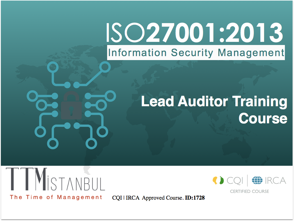 ISO-IEC-27001-ISMS-Lead-Auditor-Training-Course