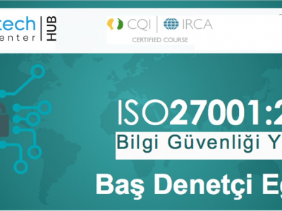 ISO/IEC 27001:2013 Lead Auditor Training Course (5 Day) – (CQI|IRCA Certified) – (in Turkish)
