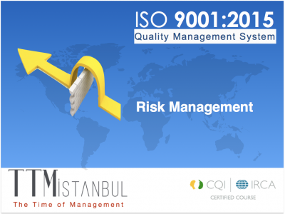 ISO 9001:2015 Risk Management Training Course (2 Days)